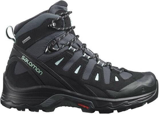 Salomon Quest Prime GTX W Ebony/Black/Icy Morn 5 UK