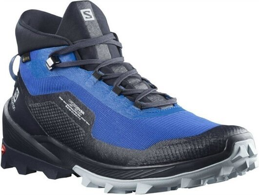 Salomon Cross Over Chukka GTX Turkish Sea/Night Sky/Pearl Blue 8,5 UK