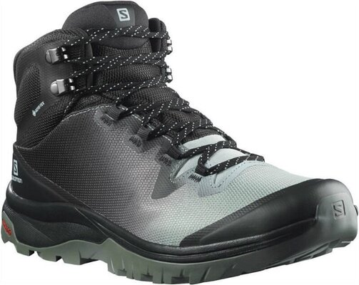 Salomon Vaya Mid GTX Aqua Gray/Phantom/Castor Gray 7 UK