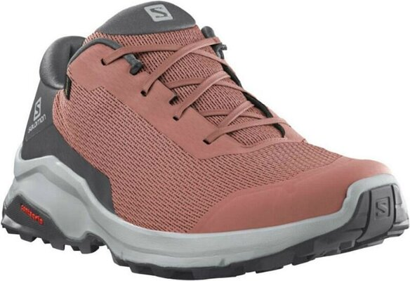 Salomon X Reveal GTX W Brick Dust/Ebony/Pearl Blue 6 UK
