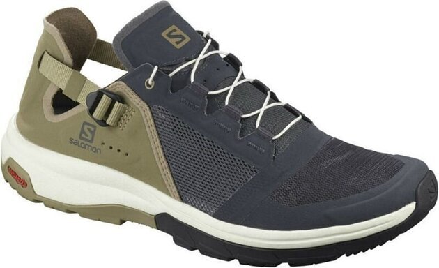 Salomon Tech AMPHIB 4 Ebony/Mermaind/Vanilla 10,5 UK