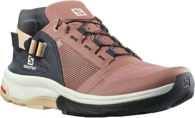 Salomon Tech AMPHIB 4 W Brick Dust/Ebony/Almond Cream 6,5 UK