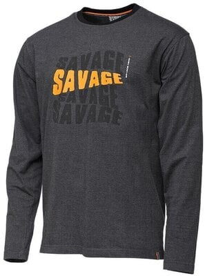 Savage Gear Majica Simply Savage Logo Tee