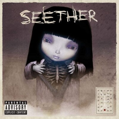 Seether Finding Beauty In Negative Spaces (2 LP) Édition limitée