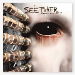 Seether Karma and Effect (Limited Edition) (2 LP)