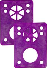 "Centrano ""1/8"""" Riser Pads 3mm Purple"""