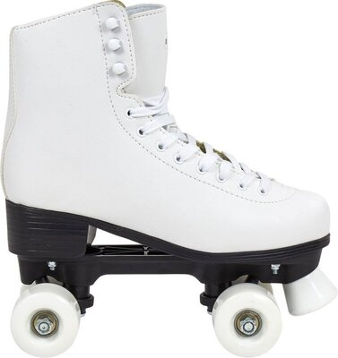 Roces White Classic Roller Skates 28