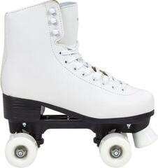 Roces White Classic Roller Skates 39 (B-Stock) #933110 (Déballé) #933110