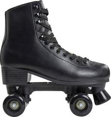 Roces Black Classic Roller Skates 44 (B-Stock) #933732 (Unboxed) #933732