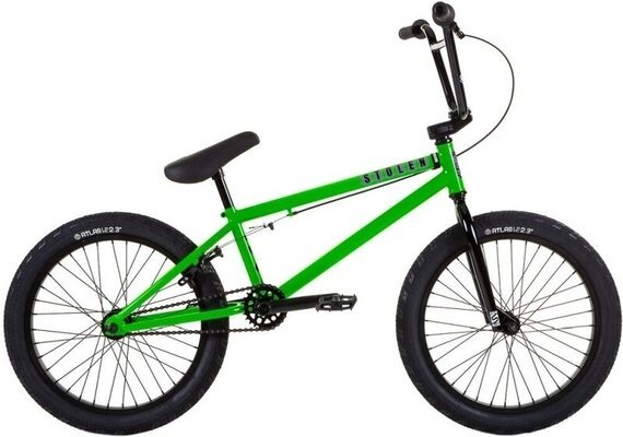 Stolen Casino BMX 21'' Gang Green 2021