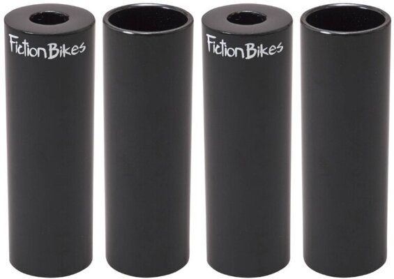 Fiction BMX Steel Peg 4 Pieces