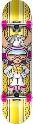 Speed Demons Characters Skateboard Complete 7,75'' Disco