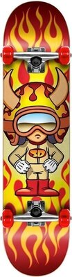 Speed Demons Characters Skateboard Complete 7,5'' Hot Shot