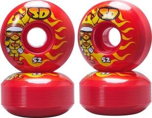 Speed Demons Characters 52mm Wheels Hot Shot