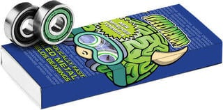 Speed Demons ABEC-5 Bearings 8 Pieces Brainiac