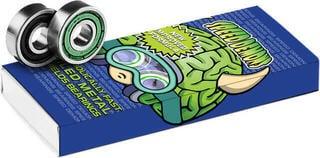 Speed Demons ABEC-5 Bearings 8 Pieces Brainiac