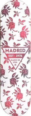 Madrid Skateboard Deck 7,75'' Rosa
