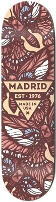 Madrid Skateboard Deck 8,25'' Flutter