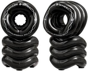 Shark Wheel California Roll Wheels 60mm Black