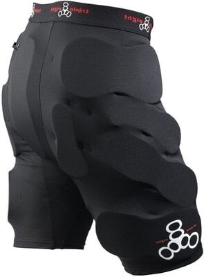 Triple Eight Bumsaver Protective Padded Shorts XS