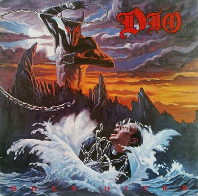 Dio Holy Diver (Remastered) (Vinyl LP)
