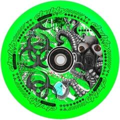 Chubby Lab 110mm Wheel Toxic Green