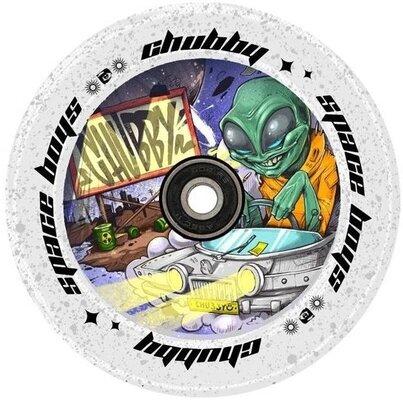 Chubby SpaceBoys 110mm Wheel Alien