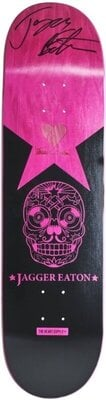 Heart Supply Jagger Eaton Signature Skateboard Deck 8'' Pink