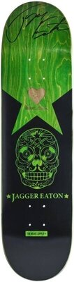 Heart Supply Jagger Eaton Signature Skateboard Deck 8,25'' Green