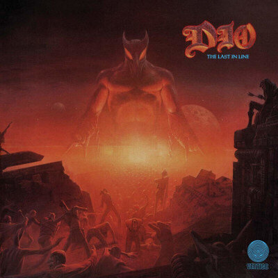 Dio The Last In Line (LP)