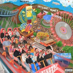 Internet Money B4 The Storm CD musique