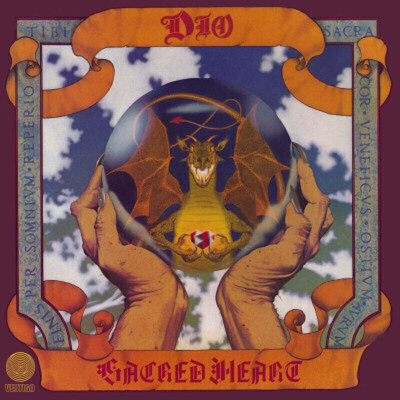 Dio Sacred Heart (Remastered) (Vinyl LP)