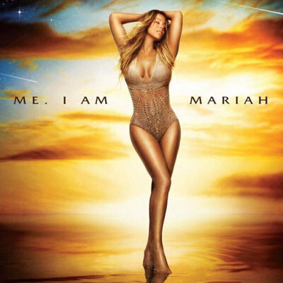Mariah Carey Me. I Am Mariah...The Elusive Chanteuse (2 LP)