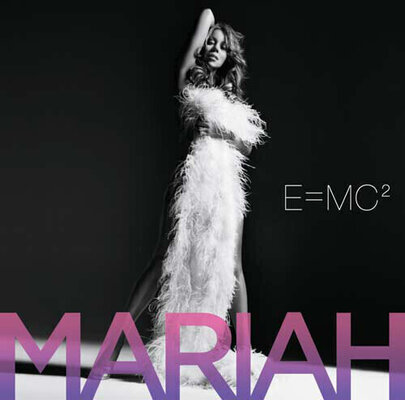 Mariah Carey E=MC2 (2 LP)