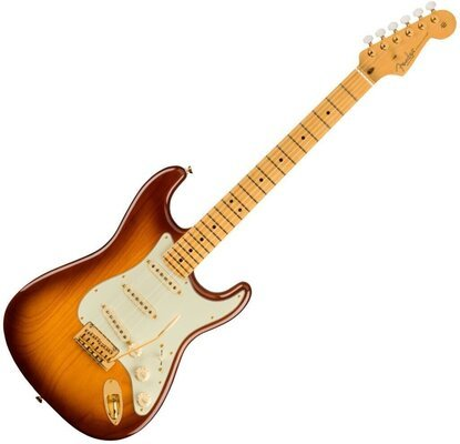 Fender 75th Anniversary Commemorative Stratocaster MN 2-Color Bourbon Burst