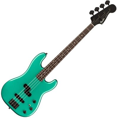 Fender Boxer Series PJ Bass RW Sherwood Green Metallic