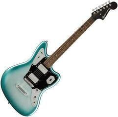 Fender Squier Contemporary Jaguar HH ST LRL Black Pickguard Sky Burst Metallic