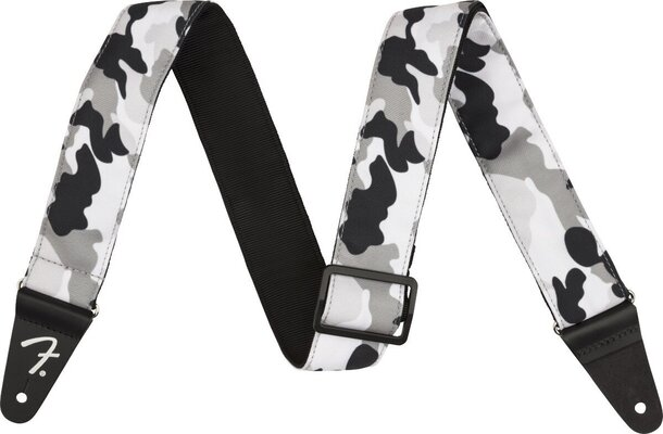 Fender 2'' Camo Strap Winter