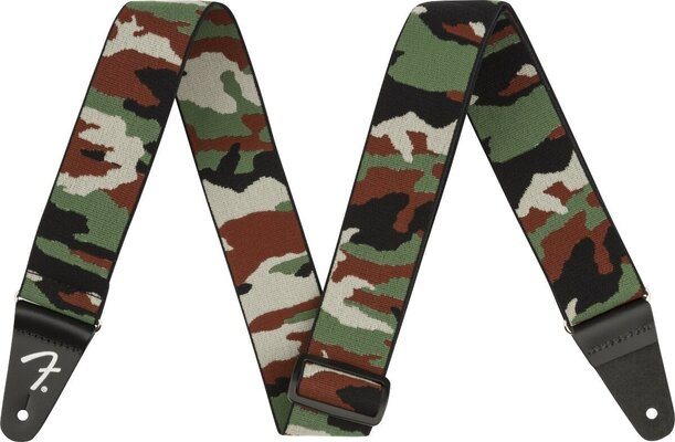 Fender WeighLess 2'' Camo Strap