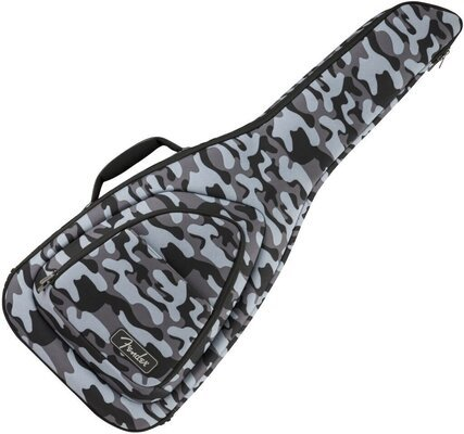 Fender FE920 Gigbag for Electric guitar Winter Camo