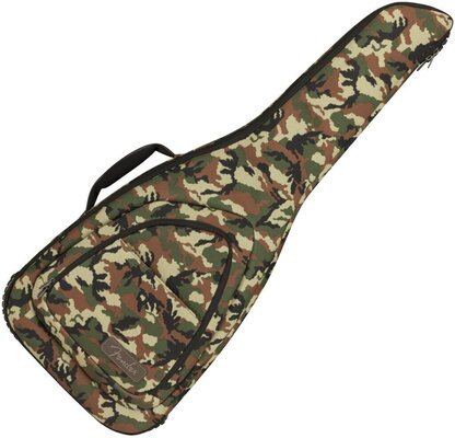 Fender FE920 Electric Guitar Gig Bag Woodland Camo