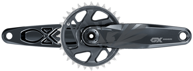 SRAM GX Eagle DUB 175mm Crankset