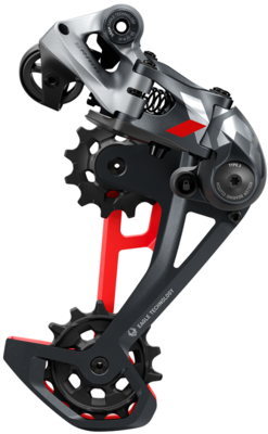 SRAM X01 Eagle Rear Derailleur 12-Speed Red