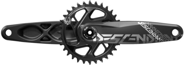 Truvativ Descendant 7K Eagle SuperBoost + DUB 12-speed 165mm Crankset
