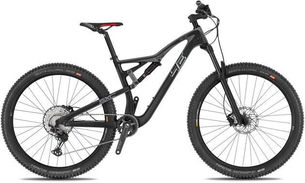 4Ever Virus SXC Elite Bicicleta cu suspensie completă