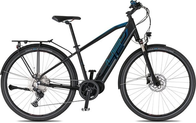 4Ever Mercury Sport 28''Black/Blue 19''2021