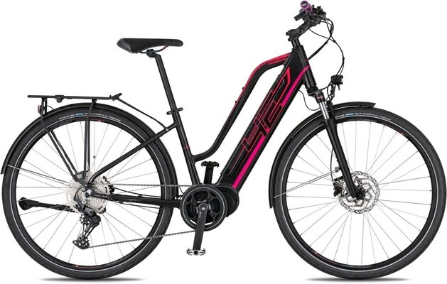 4Ever Marianne Sport 2 28''Black/Pink 16''2021