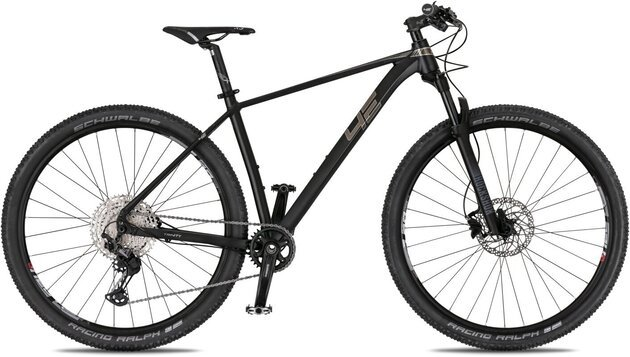 4Ever Trinity Race 29''Black/Metallic Silver 19''2021