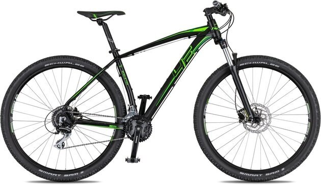 4Ever Sceleton 2 29''Black/Green 19''2021
