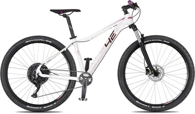 4Ever Nelly Sport 27,5''White/Pink 15,5''2021
